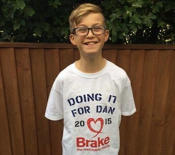 Schoolboy's fundraising idea adopted as national campaign