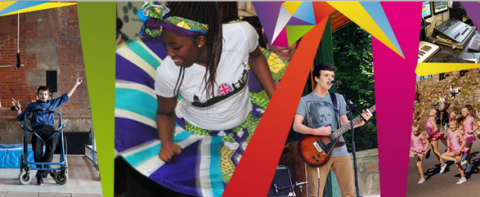 Funding opportunity for music and dance projects