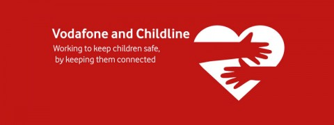 Vodafone Ireland and Childline