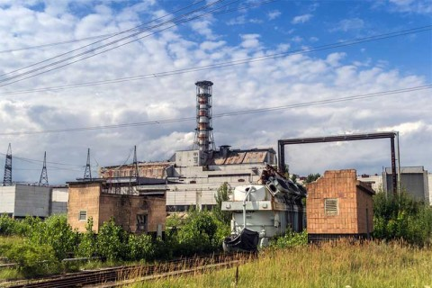 Chernobyl - Max Tikhansky on Shutterstock.com