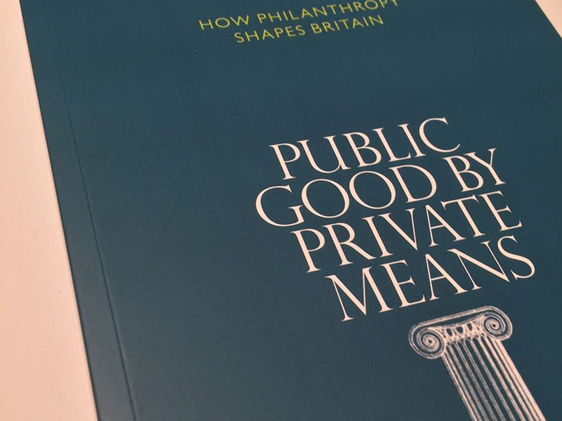 Public Good by Private Means cover