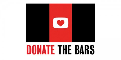 Donate the bars logo