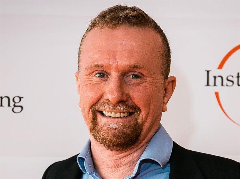 Peter Lewis, Institute of Fundraising