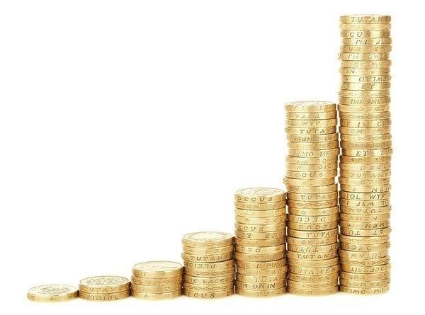 money achievement pound coins