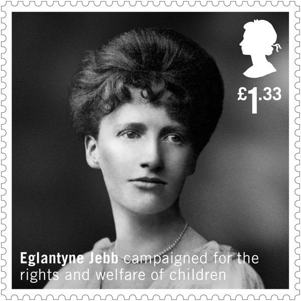 Humanitarian stamps