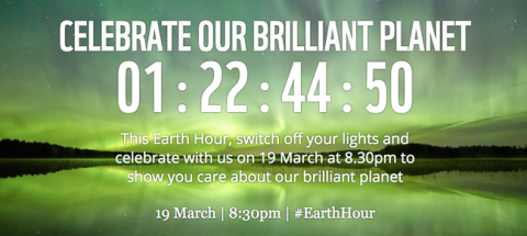 WWF Earth Hour