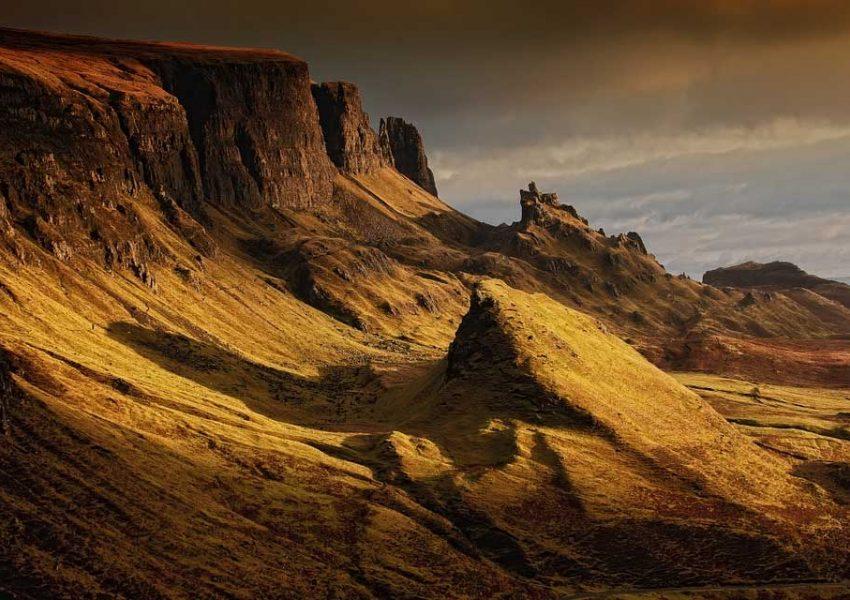 Scottish highlands - photo: Pixabay