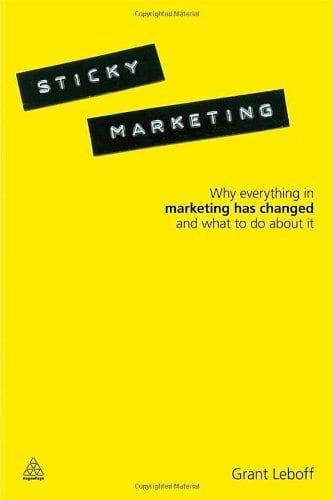 Sticky Marketing Grant Leboff