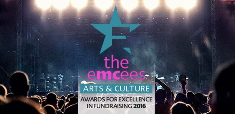 Emcees Arts and Culture Fundraising Awards 2016