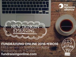 Fundraising Online offers two days of free digital fundraising training