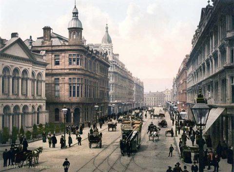 Royal Avenue, Belfast - photo: Pixabay.com