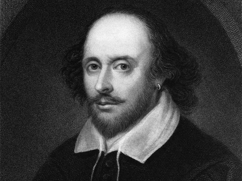 William Shakespeare - image: Georgios Kollidos on Shtuterstock.com