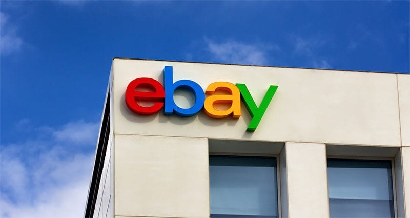eBay logo by Ken Wolter on Shutterstock.com