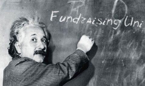 Einstein - Fundraising University