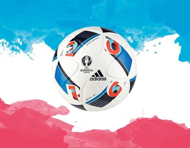 Official Ball of the European Championships in France 2016