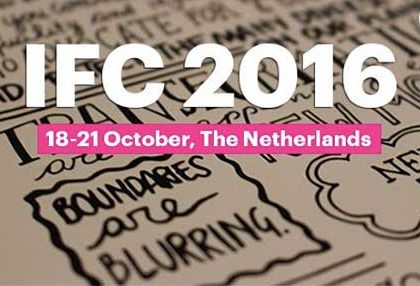 20 volunteer session leader positions available for IFC 2016
