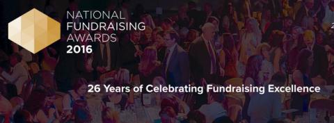 National Fundraising Awards