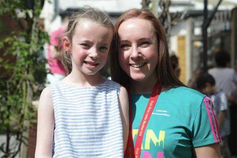 Shannon Foudy - one millionth London Marathon finisher