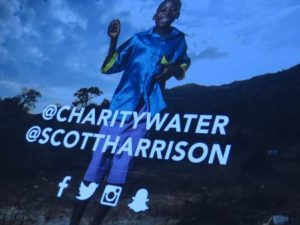 Charity: water launches in the UK