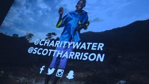 Scott Harrison of Charity: water