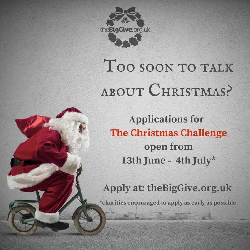 The Christmas Challenge 2016