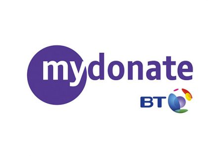 BT MyDonate – making a bigger difference