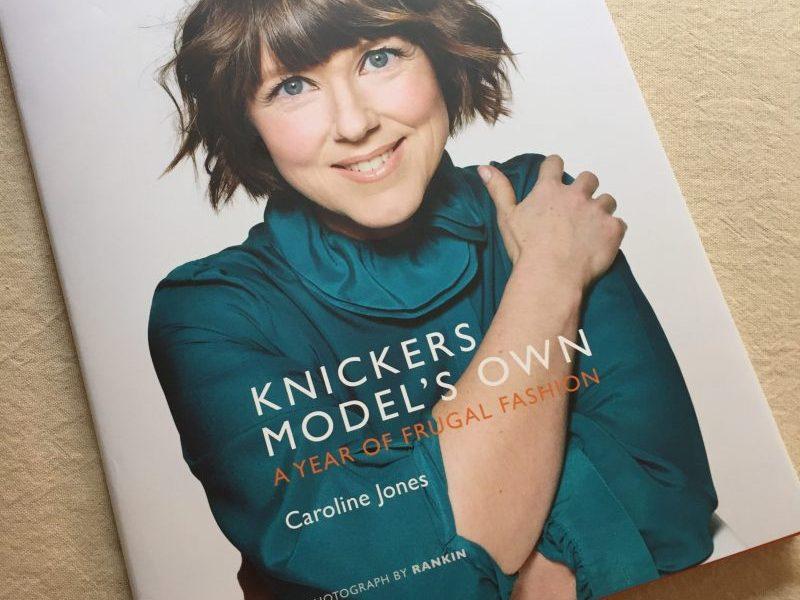 Caroline Jones - book cover