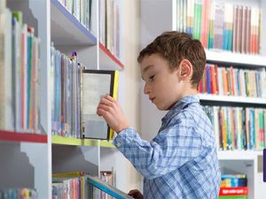 Win £5,000 for your school library from National Book Tokens