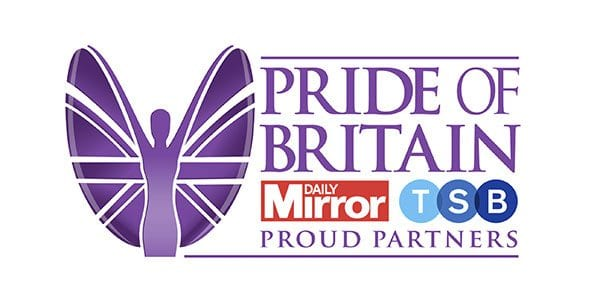 Pride of Britain Awards 2016
