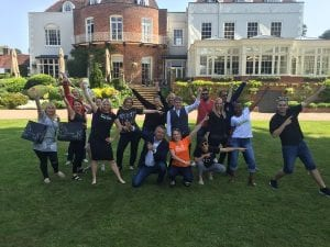 St Albans businesses create spoof version of Timberlake video for charity