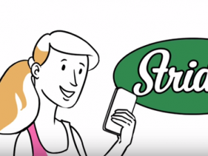 Striday app encourages exercise and raises money for charity