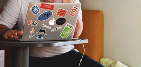 stickers - photo: Unsplash.com