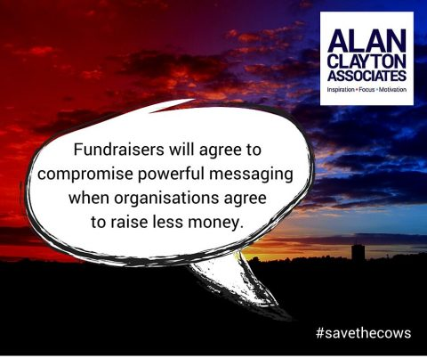 Fundraisers and compromise