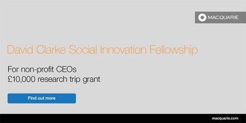 David Clarke Social Innovation Fellowship