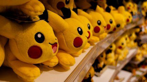 Pikachu - Pokemon GO - photo: PIxabay.com