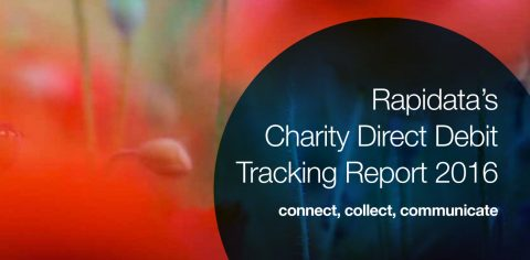 Rapidata's Charity Direct Debit Tracking Report 2016