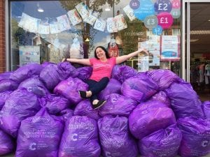 Slimming World raises £2.1m with 2016 Clothes Throw