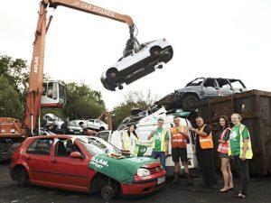 Giveacar raises £2m through donated cars