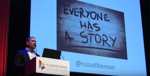 Russell Benson, Rising Star at IoF Convention 2016