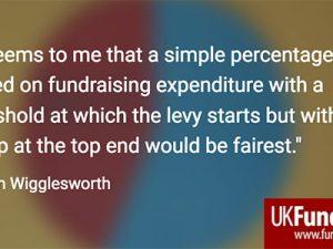 Funding the Fundraising Regulator
