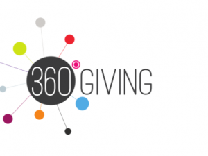 360Giving receives Lottery funding boost