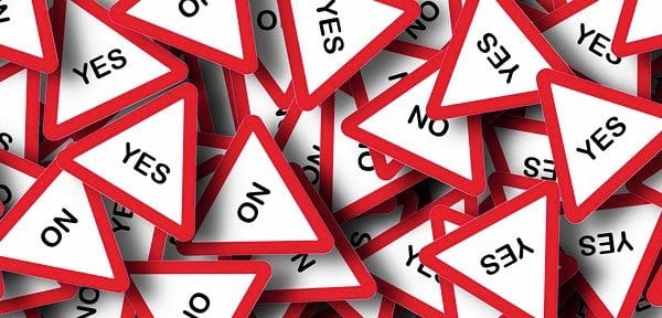 Yes and no signs - image: Pixabay.com