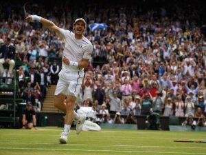 Murray Wimbledon shirt raises £10,000 for Malaria No More UK