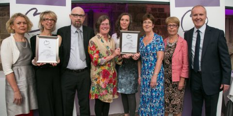 Local Business Charity Awards 2015 winners corporate award