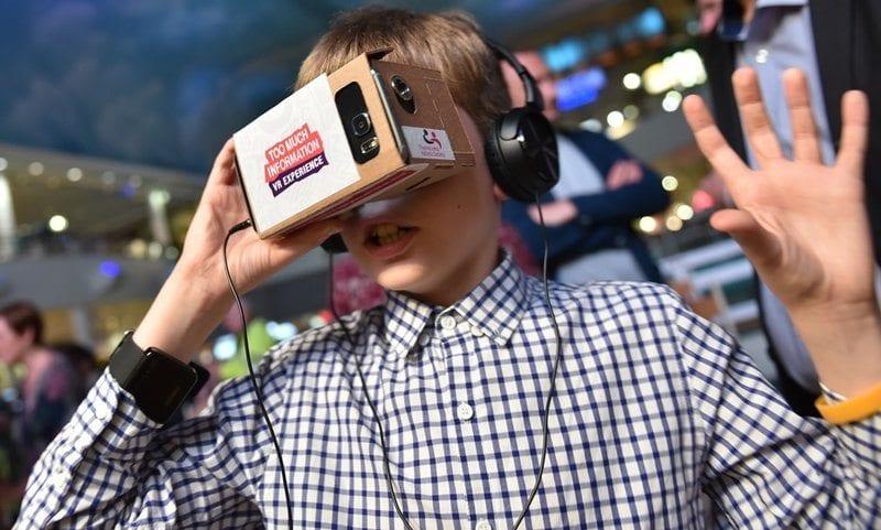 National Autism Society VR