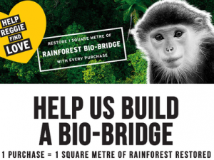 Body Shop launches social media campaign in support of Bio-Bridges project