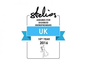 Sir Stelios offers £70k for disabled entrepreneurs