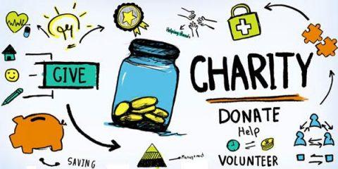 Charity - donate - Voucherbin