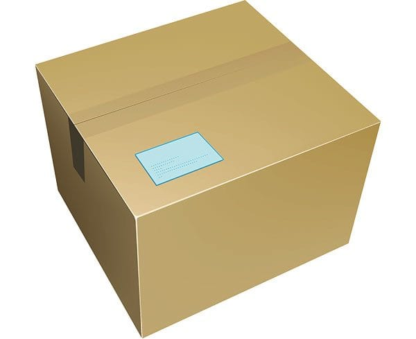 Cardboard box - image: Pixabay