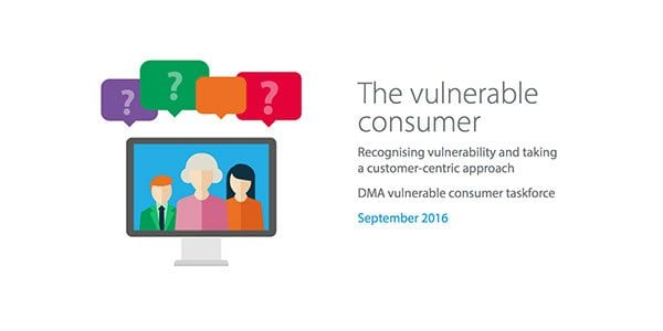 DMA - The Vulnerable Consumer